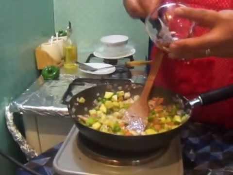 وصفات وأكلات كوريه (복곰밥) -بوكمباب-가다앚줌마 Music Videos