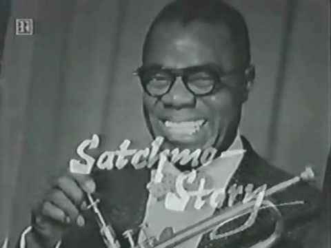 Louis Armstrong 1962 Munich 1.1-1.3 intro + Dippermouth Blues + Canal Street Blues