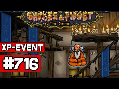 Let's Play Shakes and Fidget #716 - XP - EVENT und so