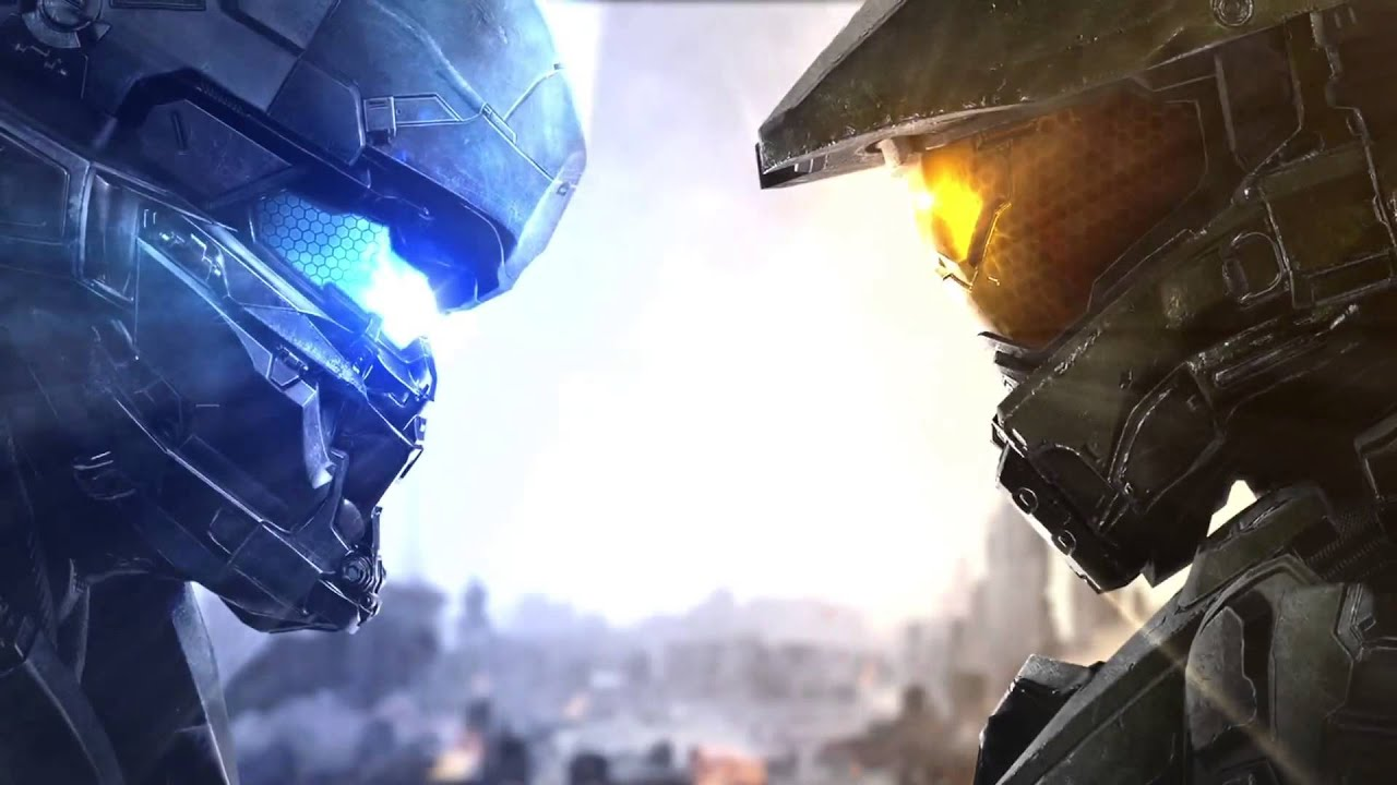 Halo 5 Guardians Cover Halo 5 Guardians Official