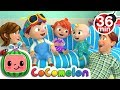 Laughing Baby With Family | +More Nursery Rhymes & Kids Songs   Cocomelon (ABCkidTV)