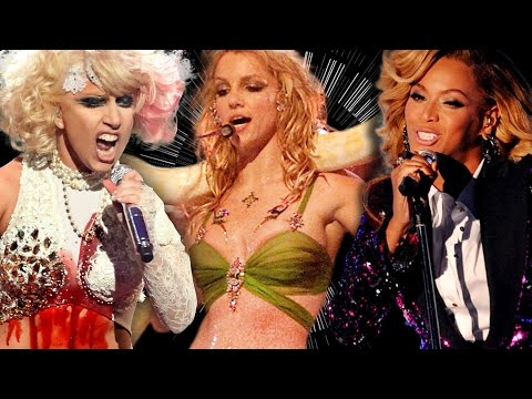 8 Most Memorable VMA Performances EVER