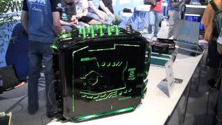 German Case Modding Championship P.1 - Gamescom 2009