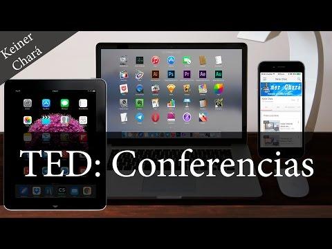 TED: Tecnología, Entretenimiento, Diseño. Keiner Chará