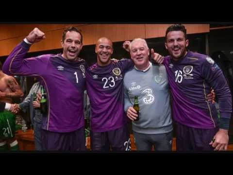 Republic of Ireland v Bosnia and Herzegovina - Post Match Interview - Darren Randolph (16/11/15 )