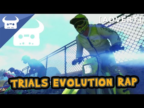 TRIALS EVOLUTION GOLD RAP | Dan Bull
