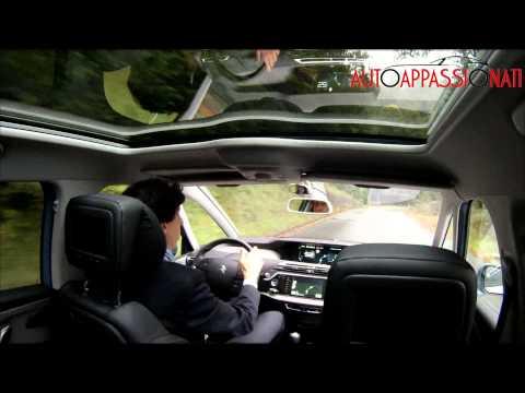 Citroen Grand C4 Picasso 2013: prova su strada