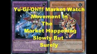 Yu-Gi-Oh!!! Market Watch Movement In The Market Happens Slowly But Surely