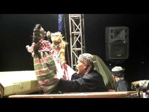 Wayang Golek -yogaswara Sunandar- Hanoman Perang video