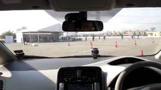 Nissan Leaf india drive.mp4
