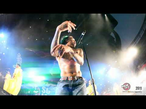 Chris Brown & Busta Rhymes - look At Me Now Live At Summer Jam 2011 video