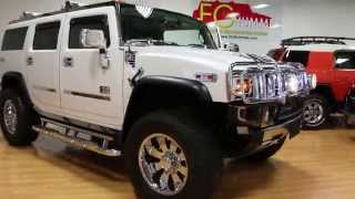 2006 Hummer H2 Luxury Show Truck For Sale~Some Fantastic Extras~ONLY 5,707 Miles!!