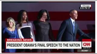Ending of Pres. Obama