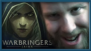 WARBRINGERS: Jaina - (Nixxiom's Live Reaction - Battle for Azeroth)