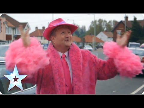 Making the magic happen with Steve Pink | Masterclass with Felix | Britain's Got Talent 2013
