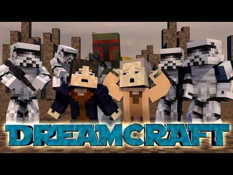 Minecraft Dream Craft Star Wars Modded Survival Ep 87