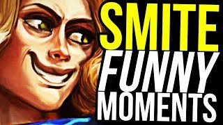 ACHILLES NEEDS A BUFF!! - SMITE FUNNY MOMENTS