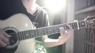 ฤดูฝน - Paradox (Fingerstyle Guitar) | ปิ๊ก cover