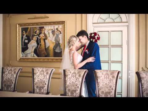 Свадебный день Сергей и Алина