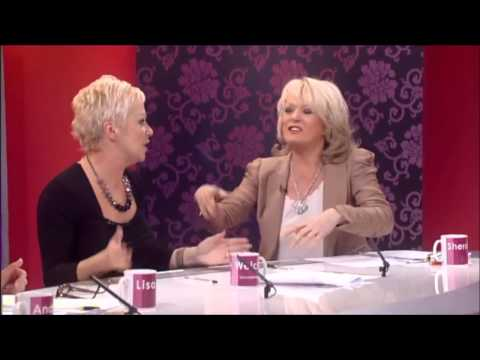 Loose Women Whats your British trait when you are on holiday