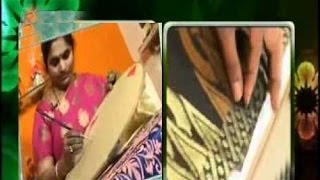 Snehitha | Gadwal Brocade Sarees | Part - 2 : TV5 News