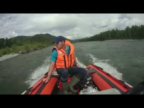 рыбалка в верховьях абакана