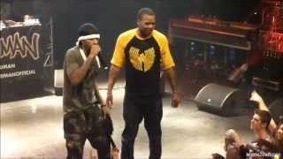 Method Man & Redman - How High (part 2) live [HD] 11 12 2014 Den Haag