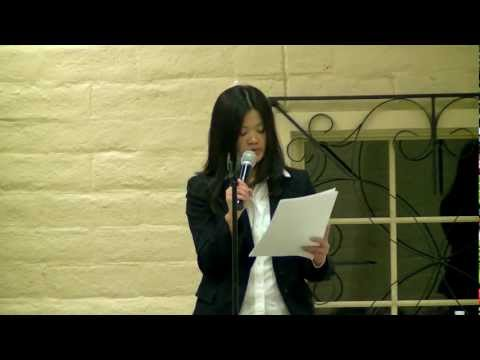 Ying Ma, Author of 'Chinese Girl in the Ghetto' #1