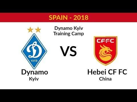 DYNAMO KYIV - HEBEI CHINA FORTUNE (CHINA) - FULL MATCH