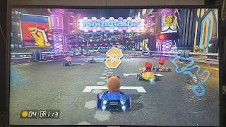 Poor Capture:Races Before 30000 VR