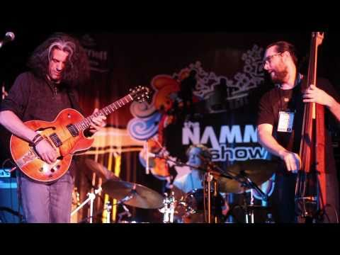 Alex Skolnick Trio - '99/09' New Song Live (NAMM 2011)