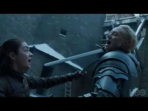 Game Of Thrones Season 7 Episode 4 Brienne And Arya