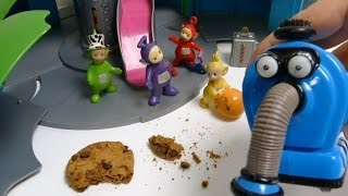 Cookies for Vacuum Cleaner Noo Noo Teletubbies