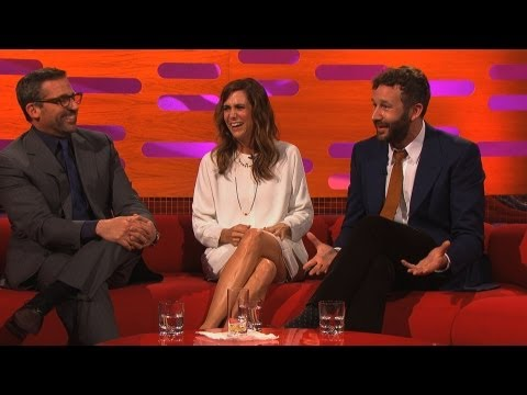 Chris O'Dowd's Call Centre Job - The Graham Norton Show: Series 13 Episode 12 - BBC One