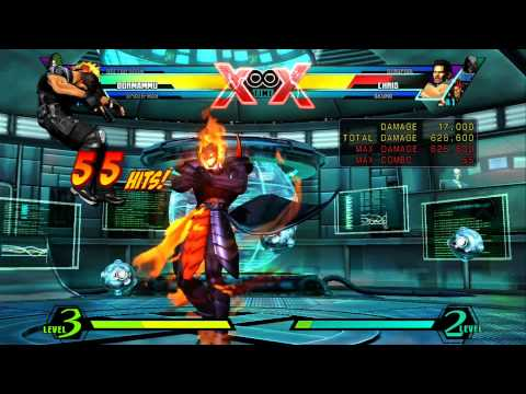 UMvC3 Dormammu New Infinite