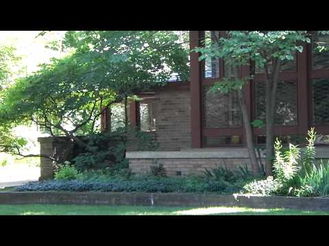 Frank Lloyd Wright - Isabel Roberts House, River Forest, IL