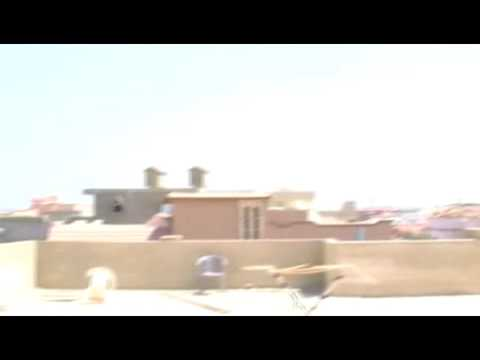 Exclu Crime - NATO bombed the local radio in Sirte (Libya 17,09,2011)