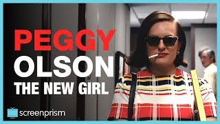 Mad Men: Peggy Olson, the New Girl