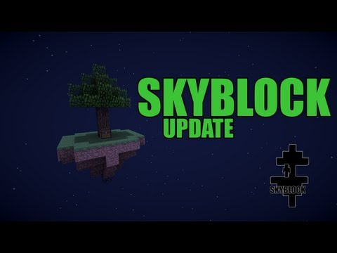 MCserverUK Minecraft 1.7.2 Server - SkyBlock Server