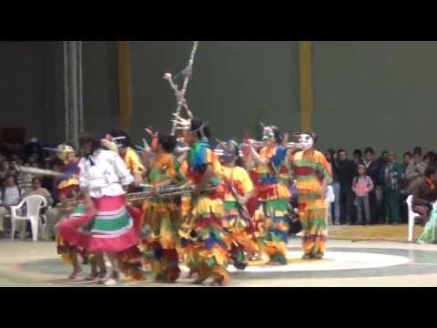Danza Los Matachines del Tolima- Sesquilé, Boyacá 2012