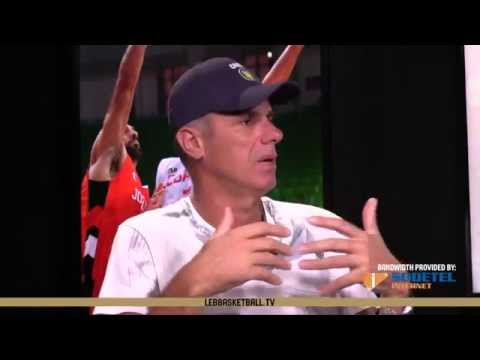 Post Game Analysis - Coach Slobodan Subotic - Lebanon Vs Jordan