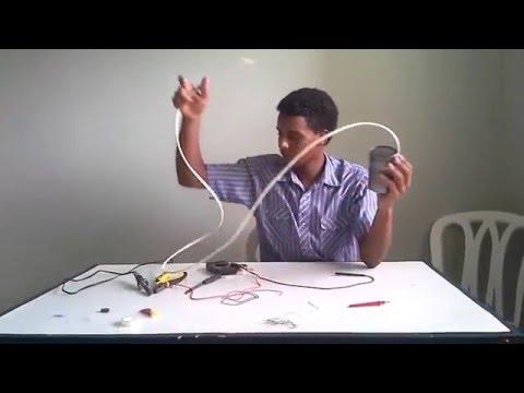 Como Hacer Una Antena Wi-Fi  Casera