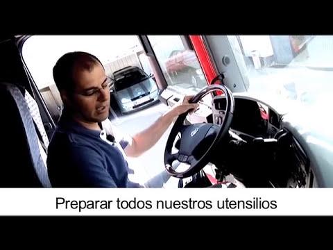 Chequeo básico de seguridad de un camión