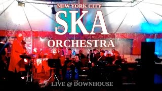 NYC Ska Orchestra @ Downhouse, Brooklyn NYC 03.12.2016 (Part 1)