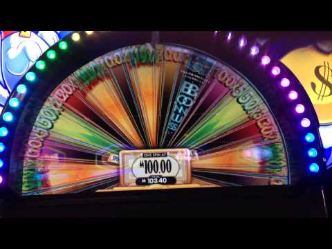 Super Monopoly Money $100 Wheel Spin Mega Big Win