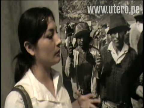 Magaly Solier habla de las masacres en Ayacucho