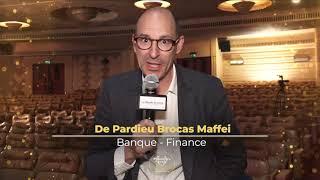 Palmarès du Droit 2021  - De Pardieu Brocas Maffei  - Banque - Finance