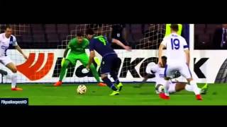 Denys Boyko ● FC Dnipro Dnipropetrovsk ● Best Saves, Skills Goalkeeper ● Goodluck 2015 2016 ● HD