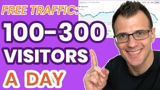 4 New Free Website Traffic Sources - Get Free Traffic Fast