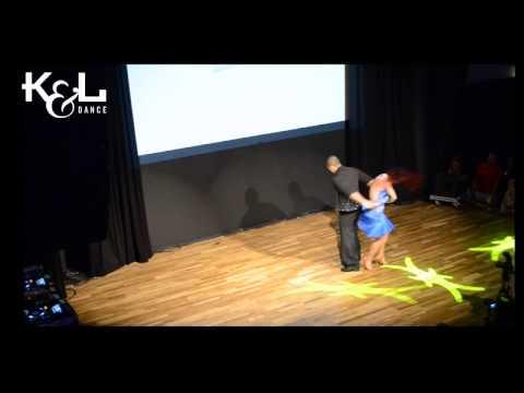 "Kadu Pires & Larissa Thayane - Brazilian Zouk ""Fly On"""
